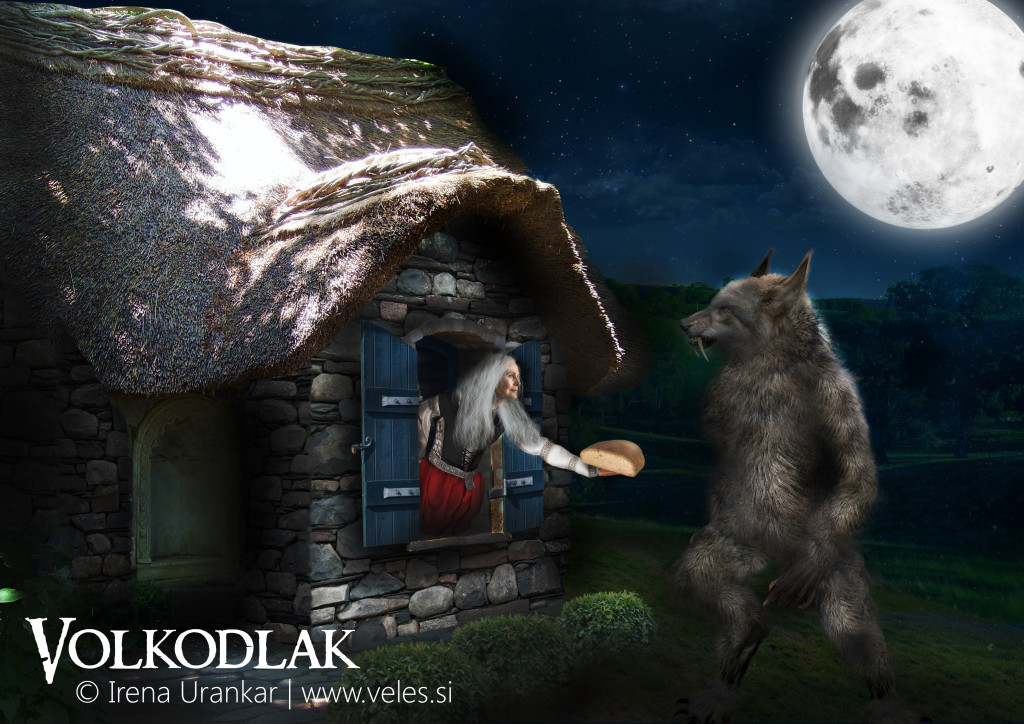 VOLKODLAK, warewolf-curse can be stopped with bread