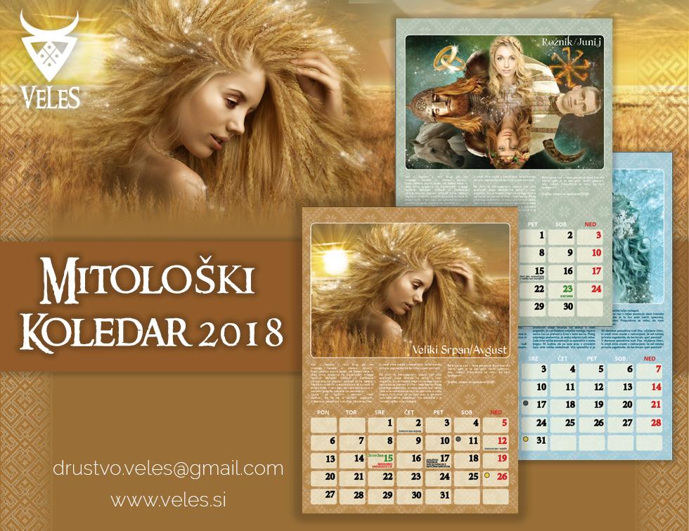 koledar 2018 -reklama